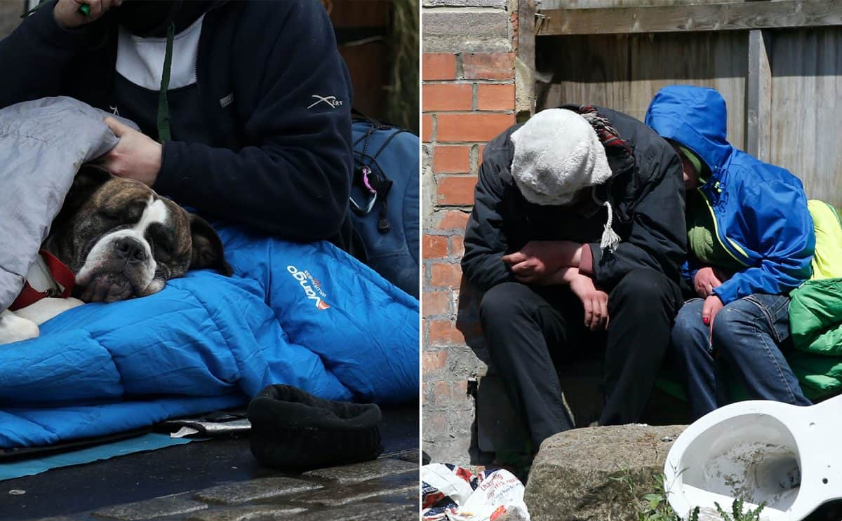 Terrible loss of life' as almost 1,000 UK homeless deaths recorded in 2020
