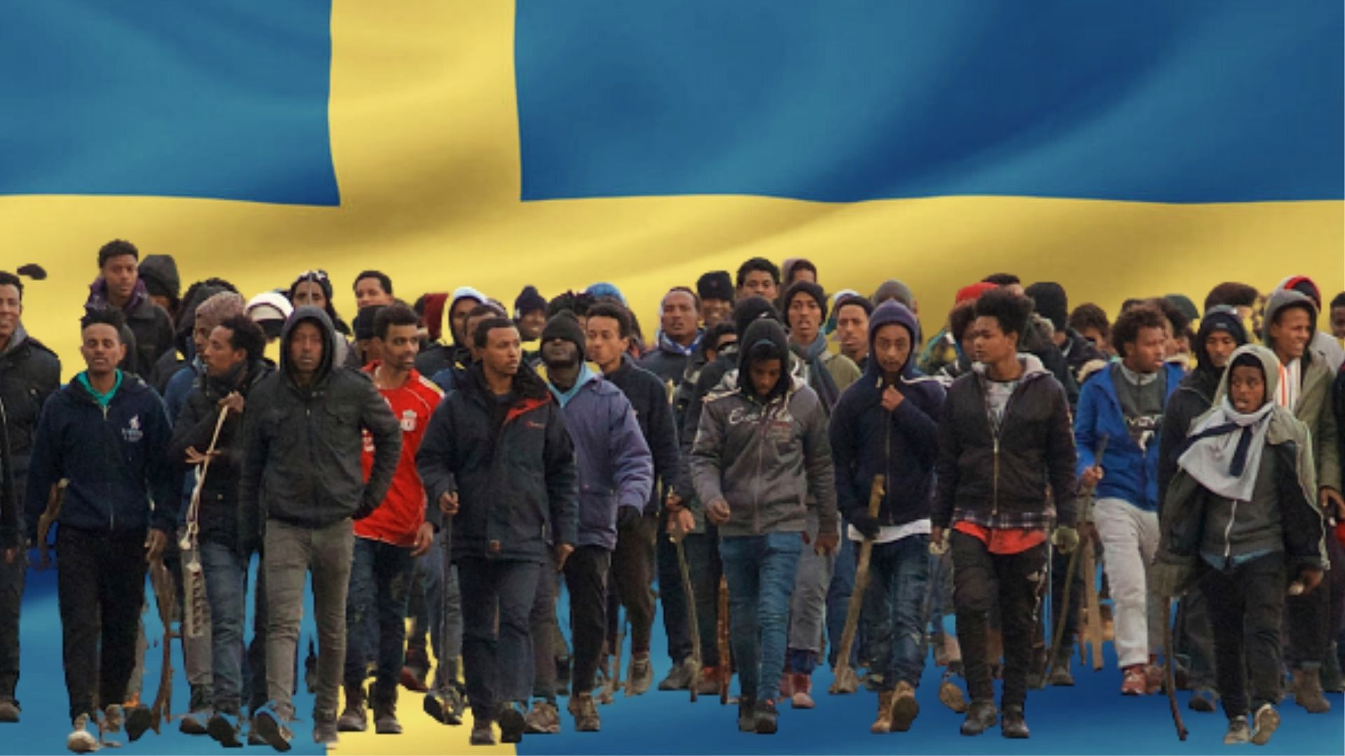 Dismantling of Sweden's soul as language change to suit migrants