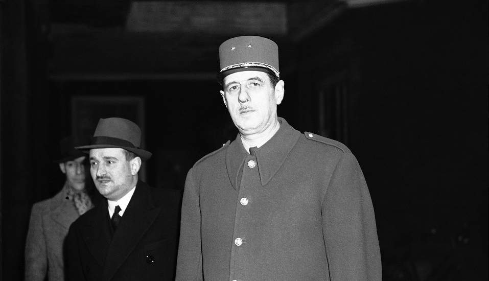 Was it Charles de Gaulle who Betrayed Europe to the Soviets