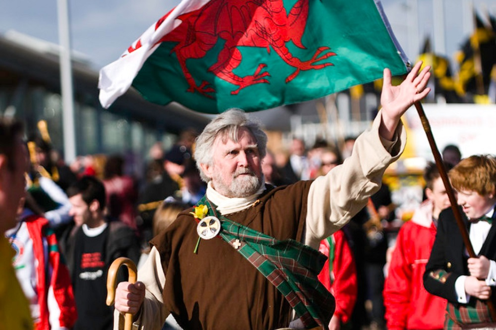 Saint David's Day – March 1