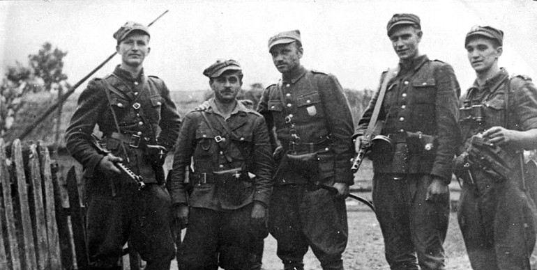 The Cursed Soldiers of Poland