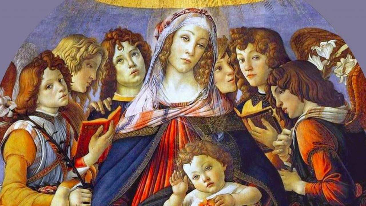 "Botticelli ""Fake"" Madonna Turns Out to Be Authentic"