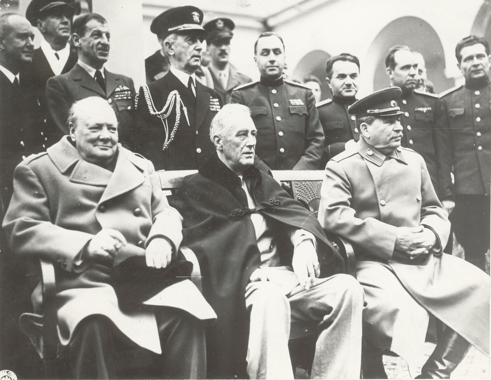 Russian Foreign Ministry releases collection of Top Secret Documents on 1945 Yalta Conference