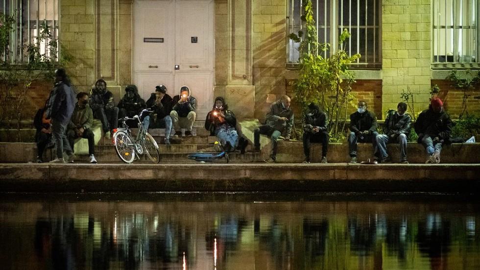 Spectre of Vigilantism Stalks Paris