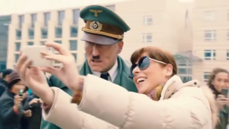 Hitler's Double is feted as the Second Coming