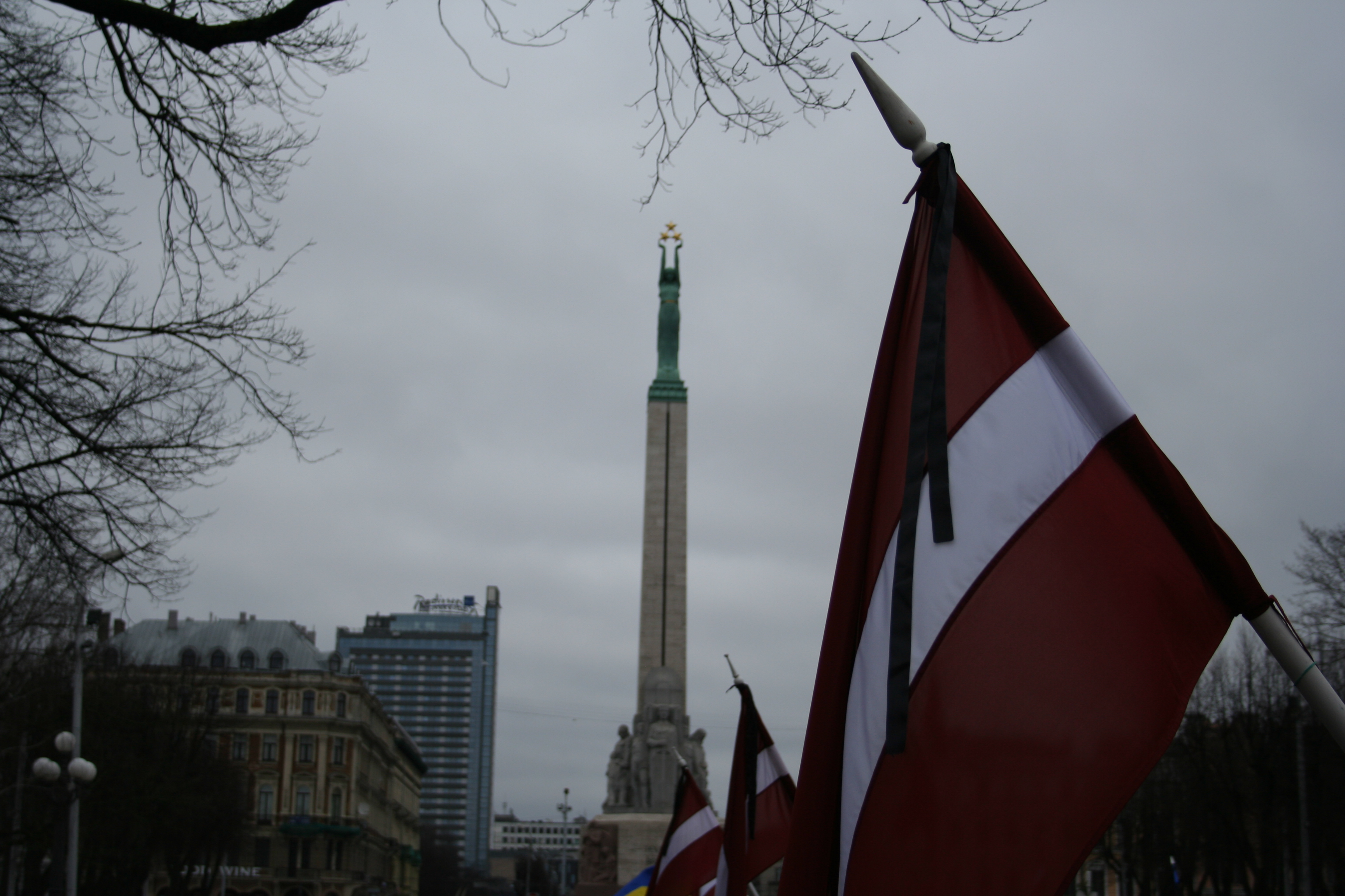 ON THE DAY OF LATVIA MOURNING