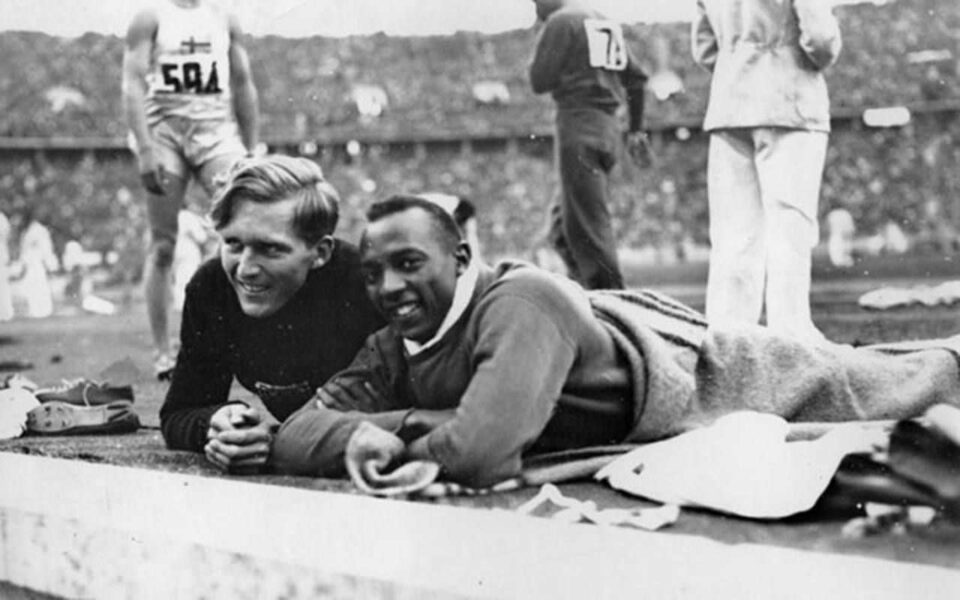 THE GOLDEN OLYMPICS OF 1936