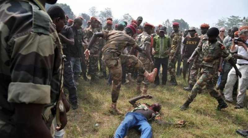 Africa's Killing Fields