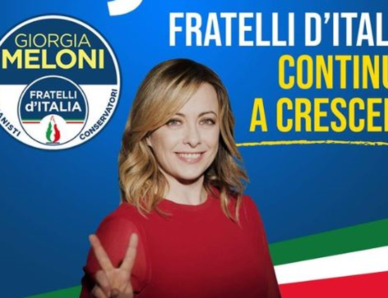 Israel Alarmed at Rise of Italian Nationalism
