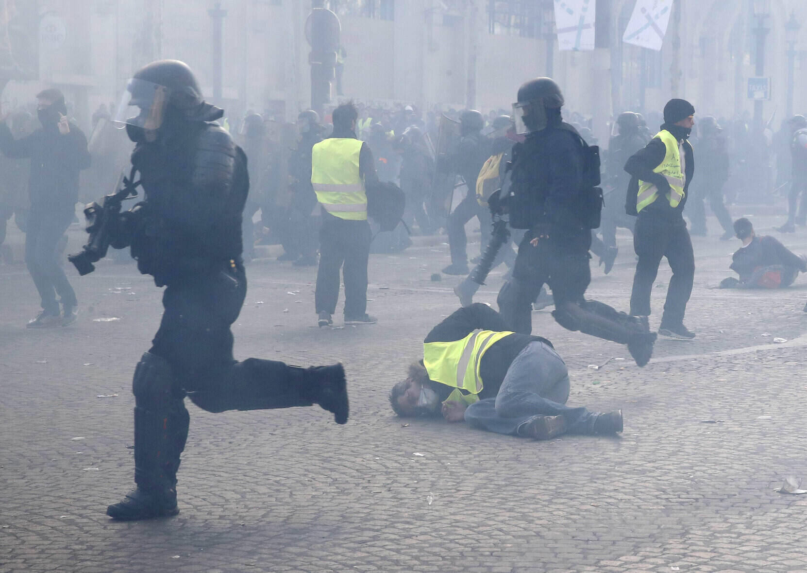 Massive Surge in Violence in the Peoples Revolt