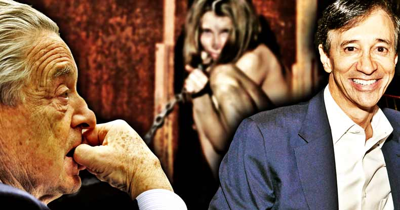 George Soros Fund Manager Introduces the world to a BDSM Session