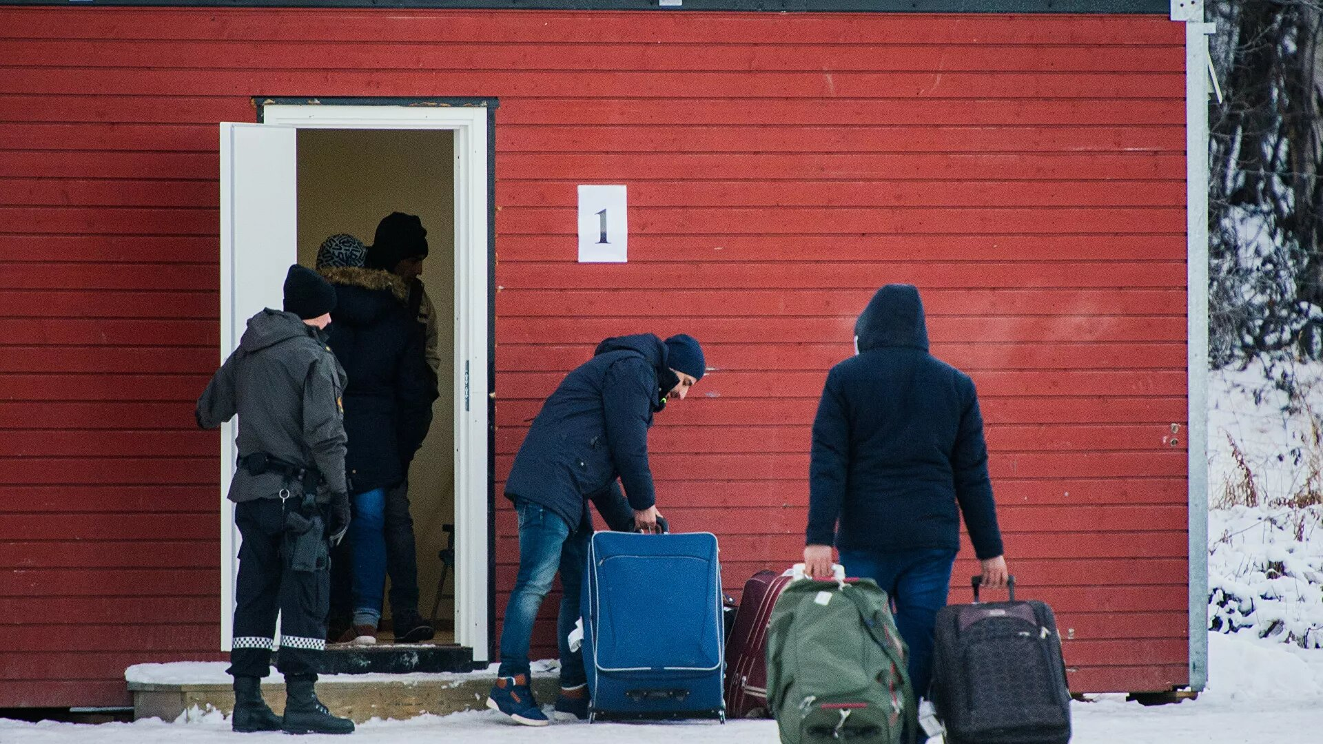 Migrants Push Norway Closer to Bankruptcy