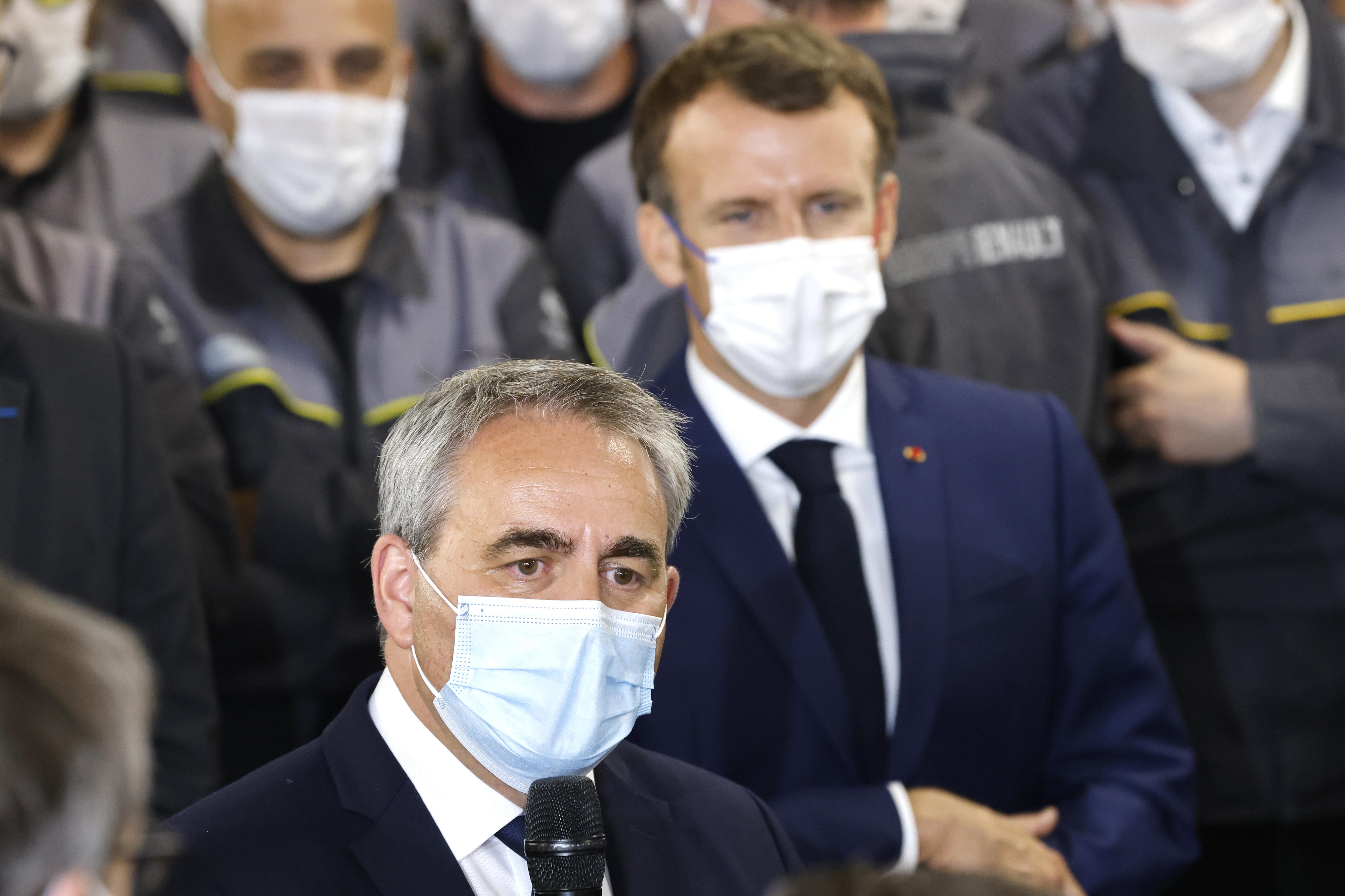 Civil War in France a Realistic Assumption