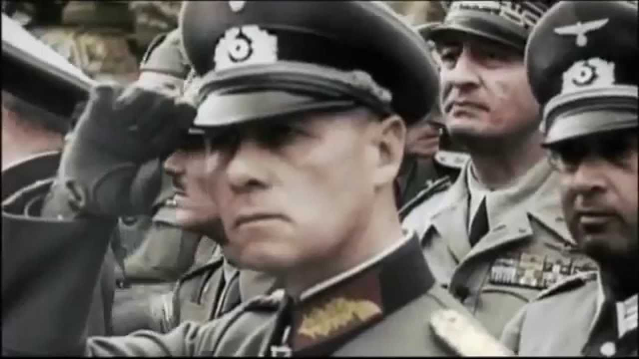 How Field – Marshal ERWIN ROMMEL Really Died